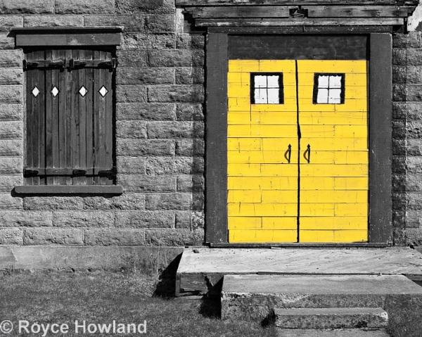 Yellow Door, Fernie