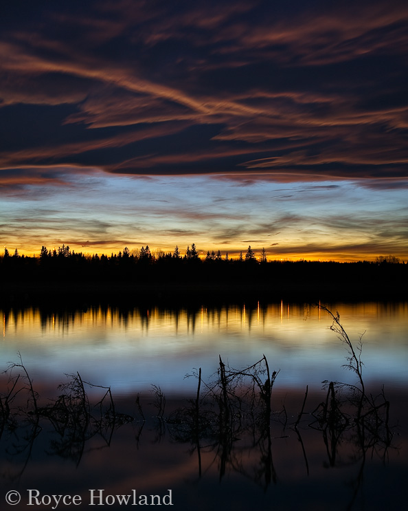 That Halloween Mood, Glenmore Reservoir
