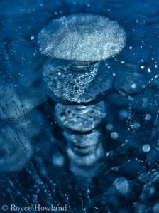 Secrets of the Ice World, Abraham Lake