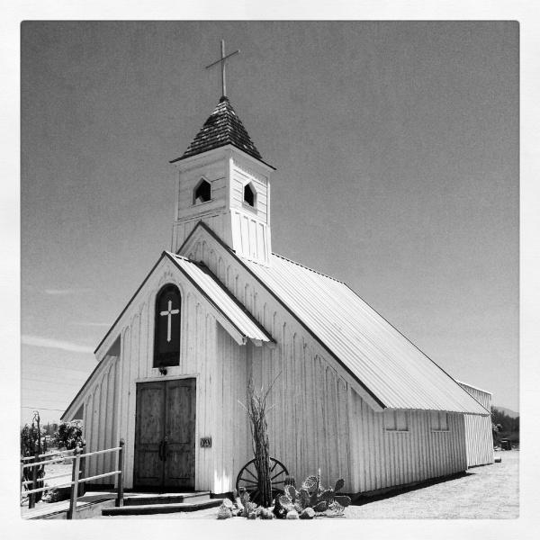 Elvis Chapel Copyright © 2012 Royce Howland