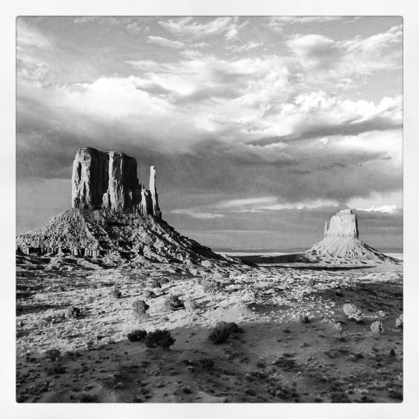 Monument Valley Mittens Copyright © 2012 Royce Howland