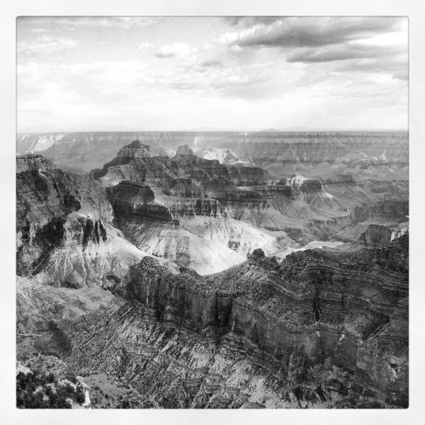 Grand Canyon North Rim Copyright © 2012 Royce Howland