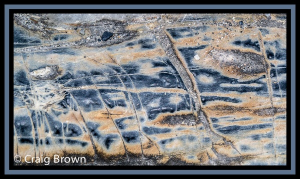 Rock Art, Natural Bridge. Copyright © 2012 Craig Brown.