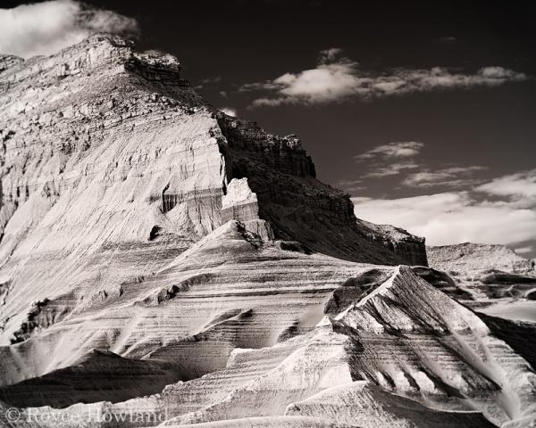 Eroding Layers & Edges, Grand Staircase-Escalante National Monument
