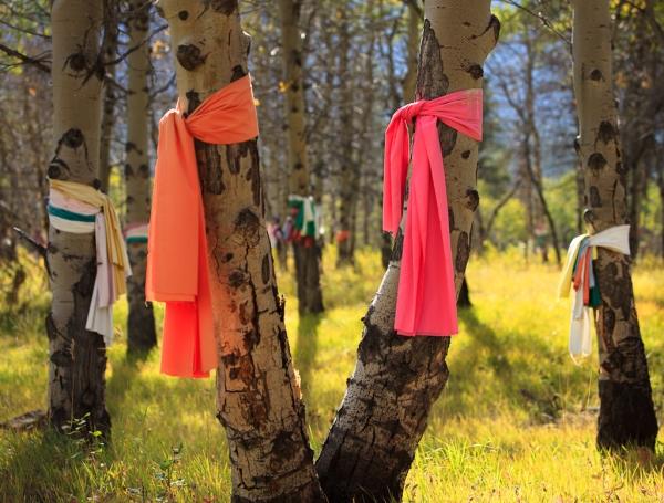 Prayer Flags, Copyright © 2012 Garrett Atkins