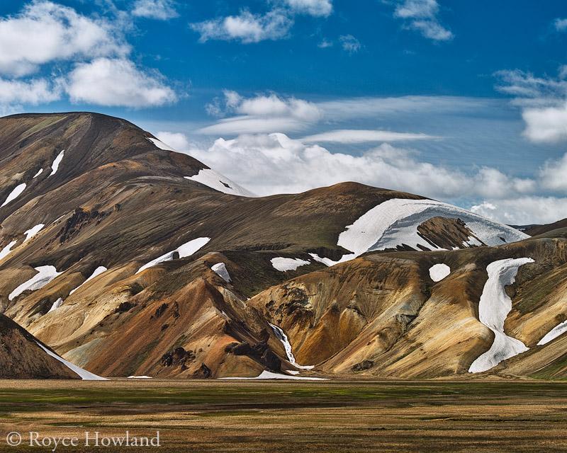 Calico Hills, Landmannalaugar, Iceland