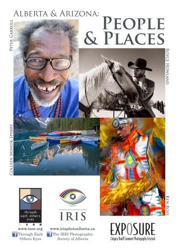 Exposure 2013 Exhibits Arizona & Alberta People & Places