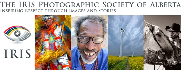 The IRIS Photographic Society of Alberta