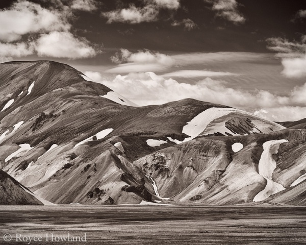 Calico Hills, Landmannalaugar