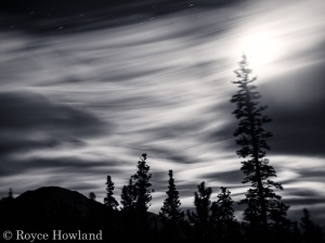 Something Wickedly Windy This Way Comes, David Thompson Country. Copyright © Royce Howland.