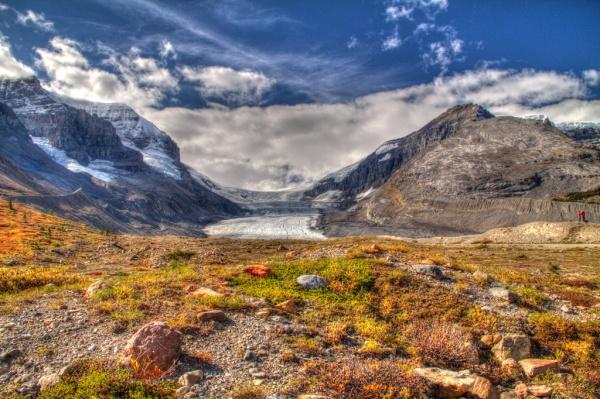 Icefield. Copyright © 2013 Valentina Tkachuk.