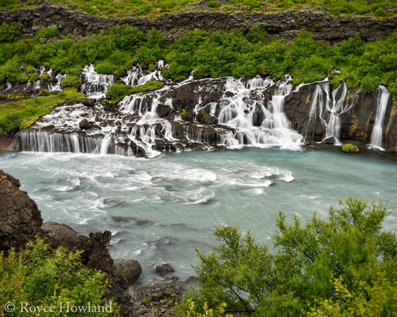 Summer Flow, Iceland