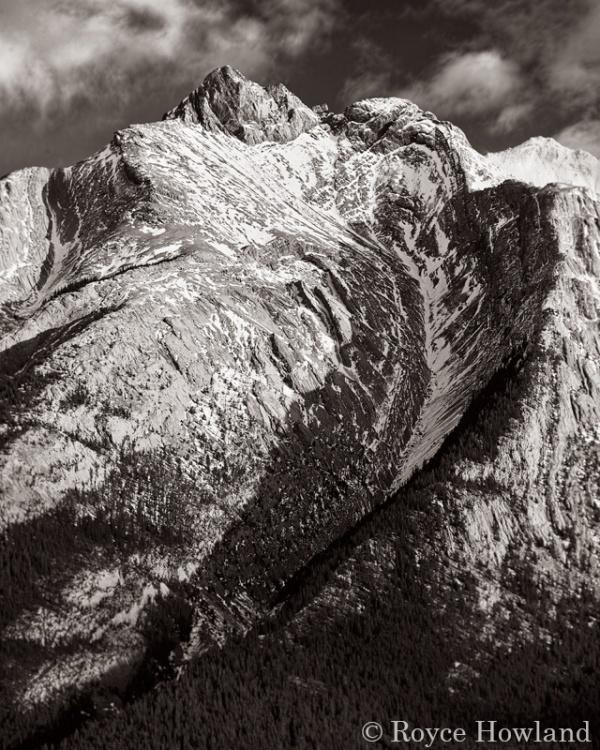 Erosion 7, David Thompson Country. Copyright © Royce Howland.
