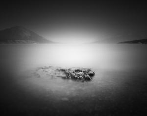 Abraham Lake Ice Flowers. Copyright © Olivier Du Tré.