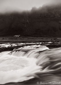 Raindrops Flowing All Around, Kirkjubæjarklaustur
