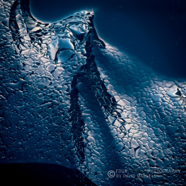 Frozen Mosaic #1. Copyright © David Mangels / Four Crows Photography.